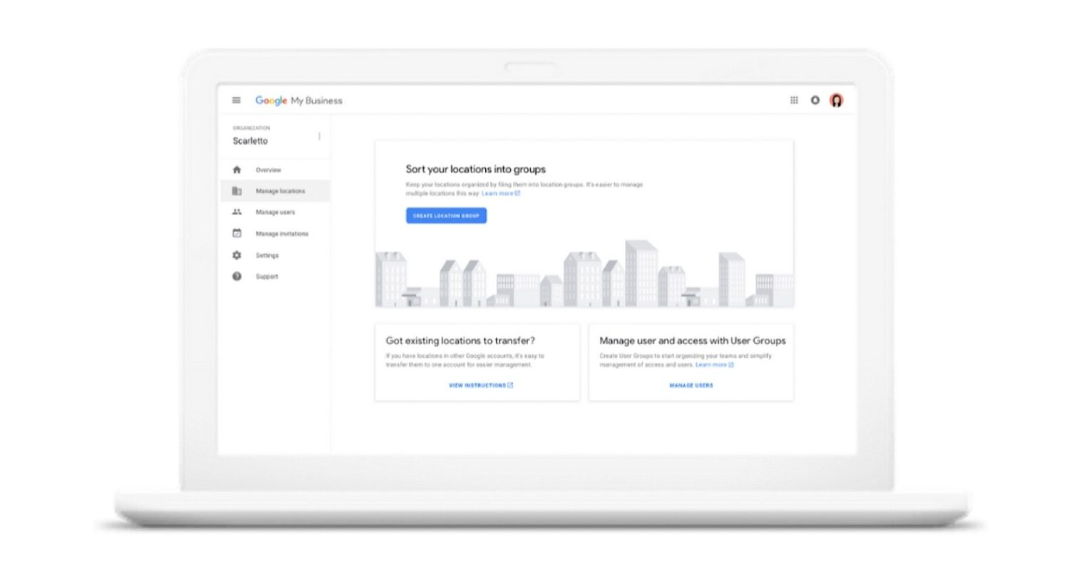 Google My Business Lets Agencies Manage Unlimited Locations With New Dashboard