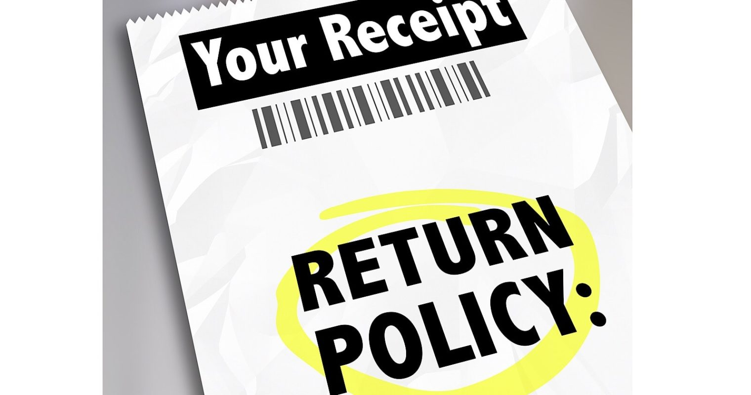 Google My Business Now Shows Store Return Policies