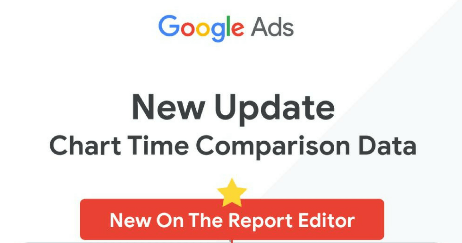 Google Ads Report Editor Now Supports Time Period Comparison