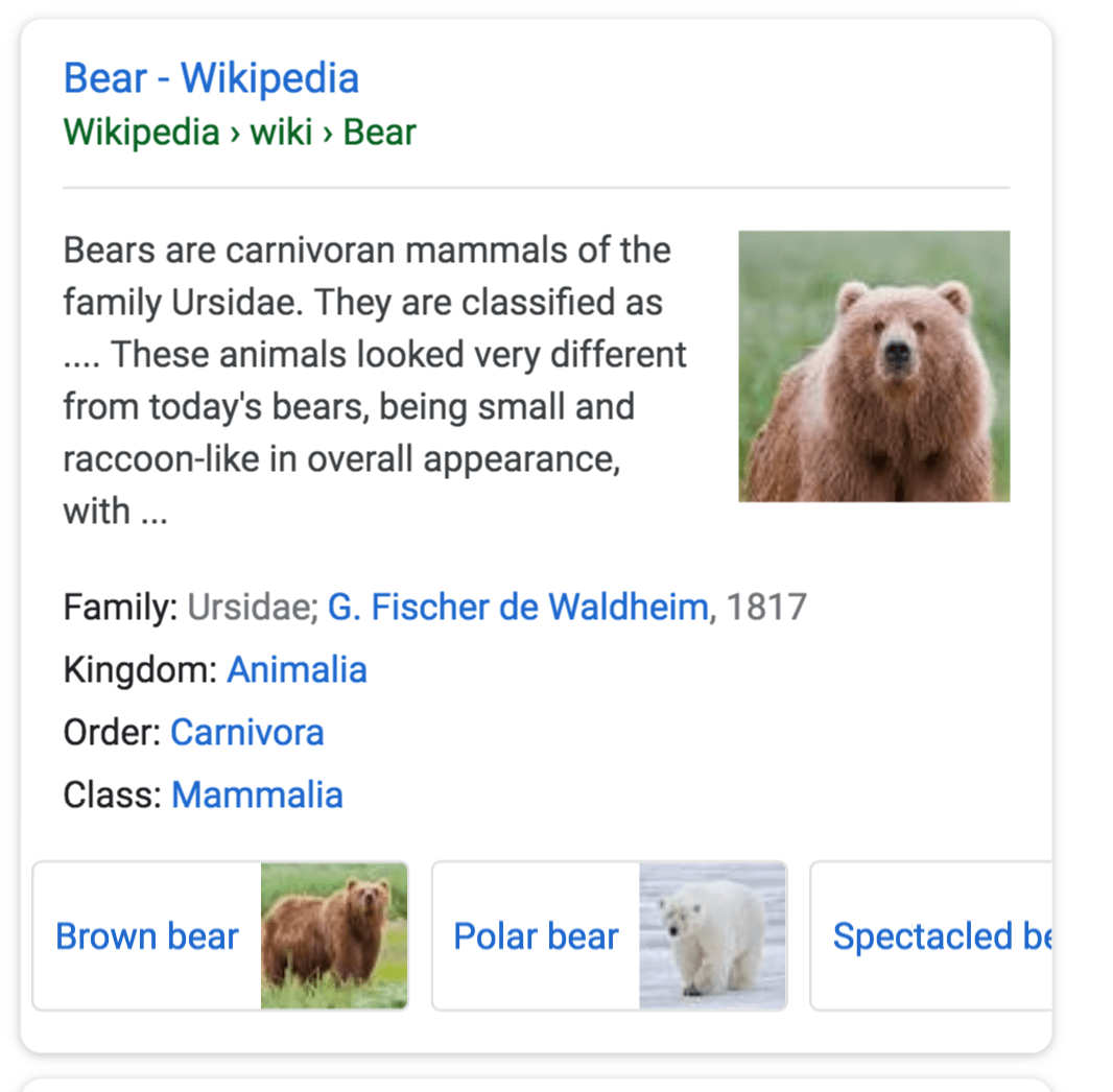 Google is Testing Sitelink Image Thumbnails in Mobile Search Results