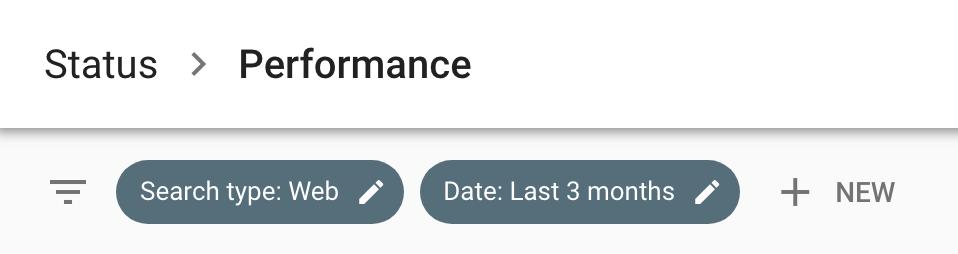 Status - Performance