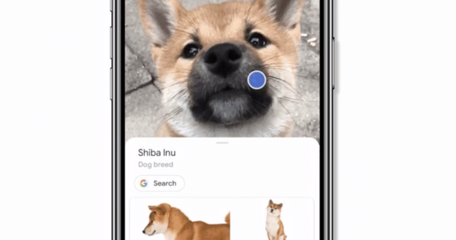 Google Brings Google Lens Visual Search to its iOS App