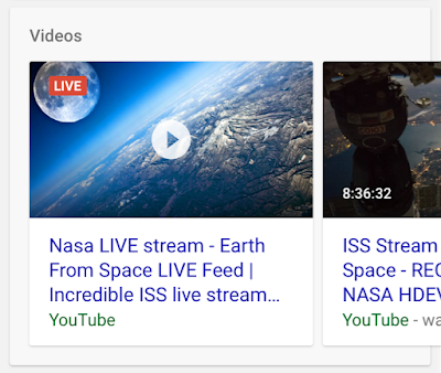 Google Introduces Structured Data for Livestreams