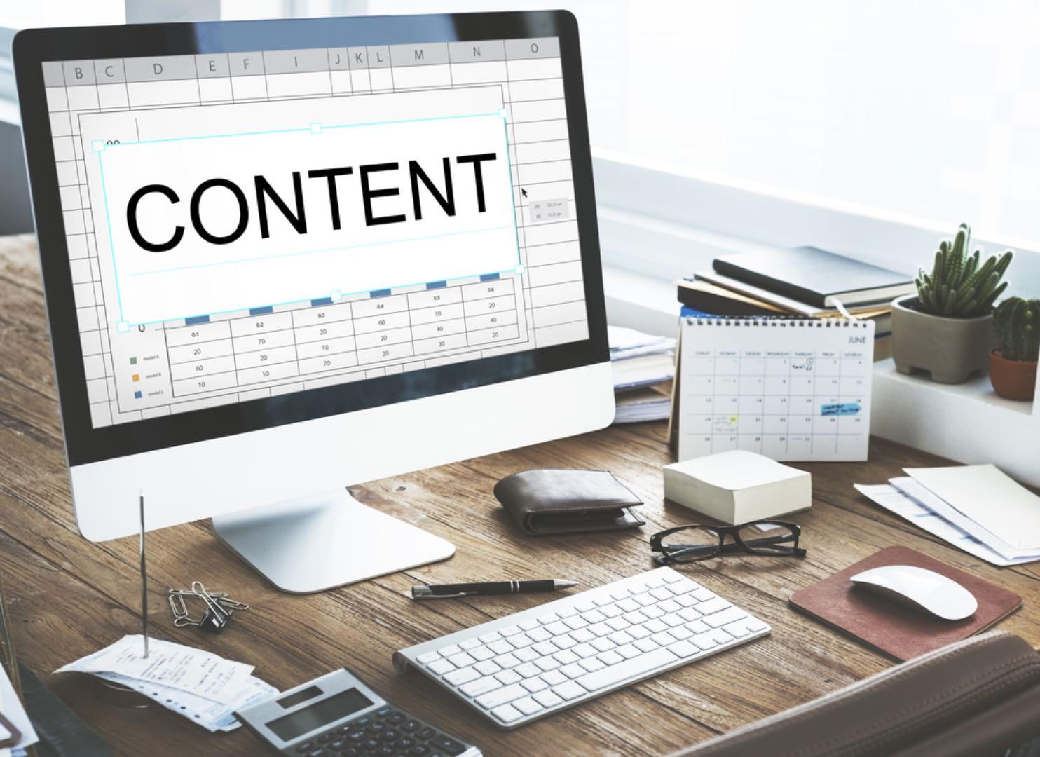 content calendars are vital for successful content marketing campaigns