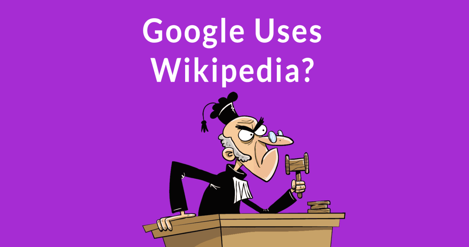 Is Google June Update Using Wikipedia to Judge Sites?