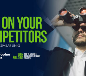 How to Spy on Your Competitors to Capture Similar Links