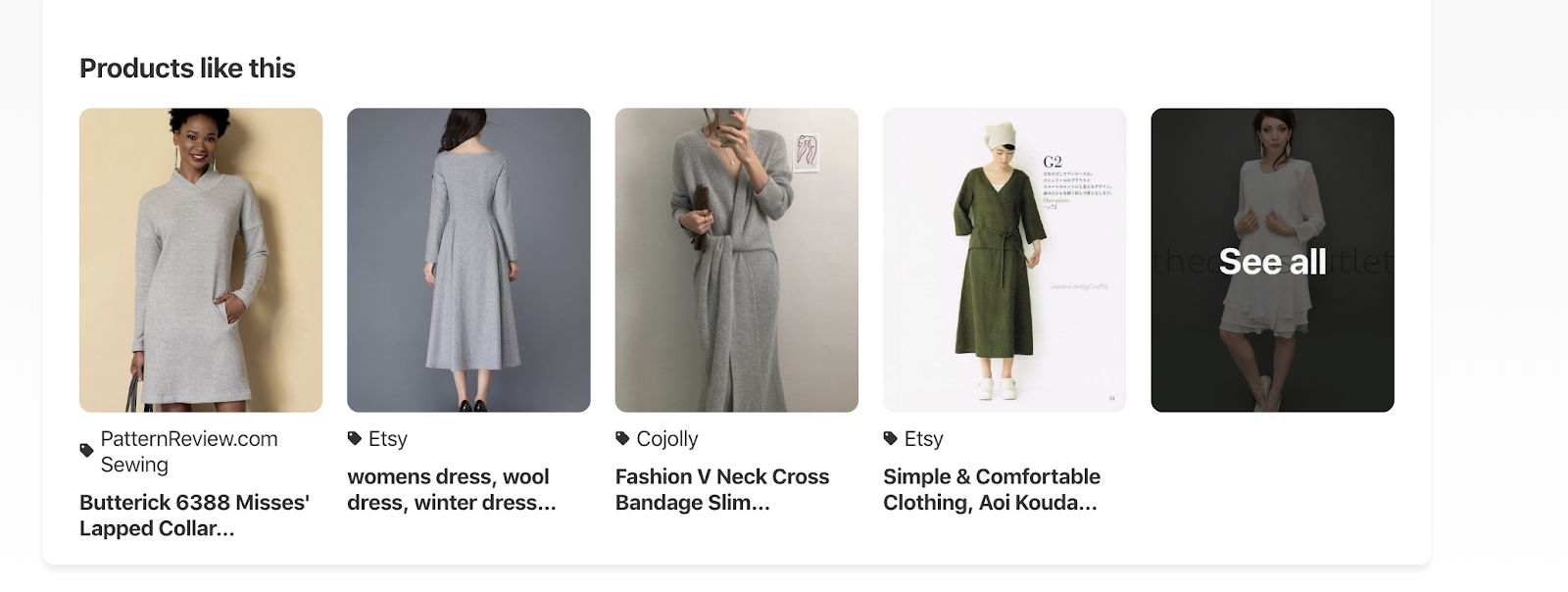 pinterest product pins shoppable feed