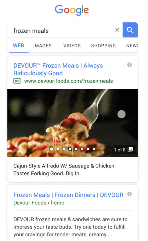 Google Officially Launches Gallery Ads in Beta