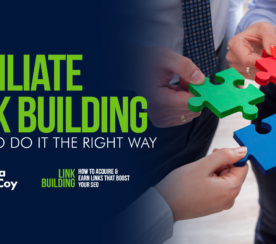 Affiliate Link Building: How to Do It the Right Way
