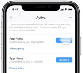 Instagram Gives Users More Control Over Data Shared With Third-Party Apps