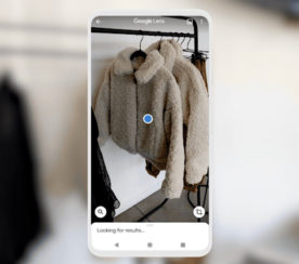 """Google Lens Can Now Provide """"Style Ideas"""" With Matching Clothing Items"""