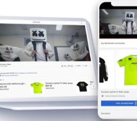 YouTube to Sell Artists' Merchandise Underneath Videos