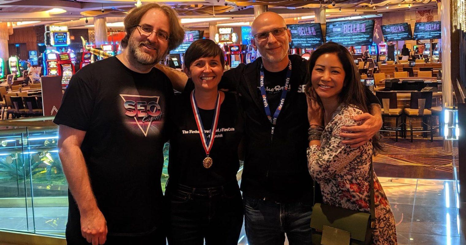 Mary Davies Wins Search Engine Journal Community Award