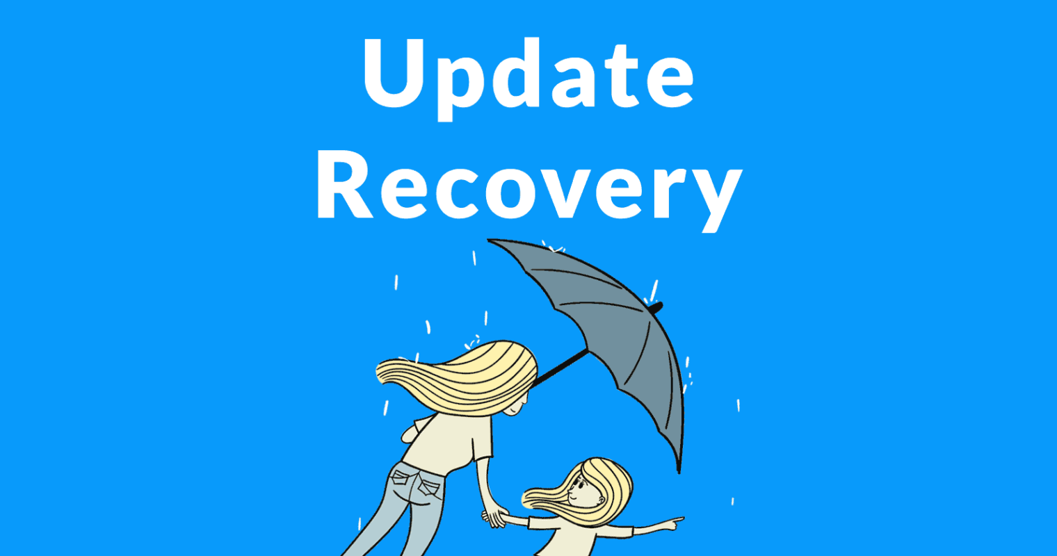 Recovery From November 2019 Google Update