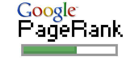 Green bar PageRank