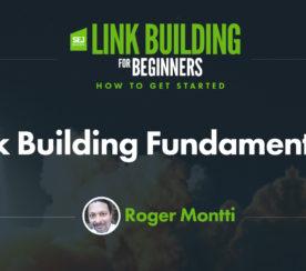 Link Building Fundamentals
