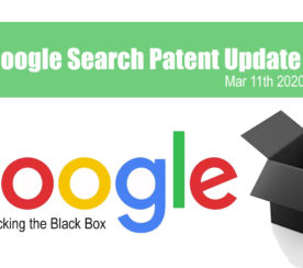 Latest Google Patents of Interest – March 11, 2020