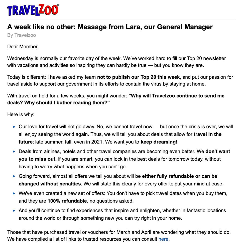 How the Coronavirus Pandemic Has Impacted the Travel Industry