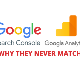 Why Google Search Console & Google Analytics Data Never Matches