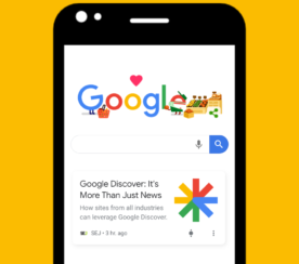 How to Succeed in Google Discover