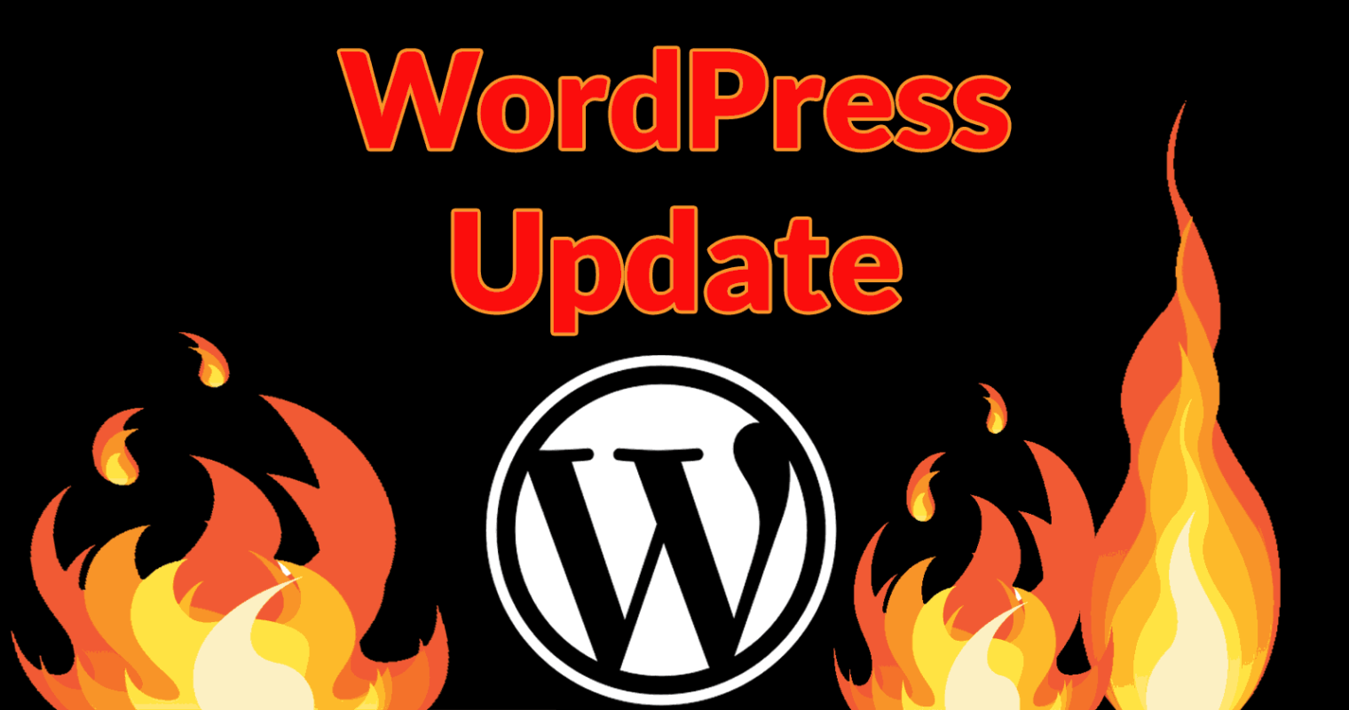 WordPress Vulnerability Update