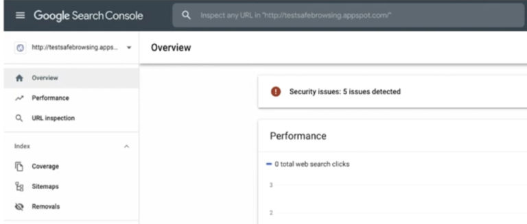 Using Google Search Console to Find & Fix Security Issues