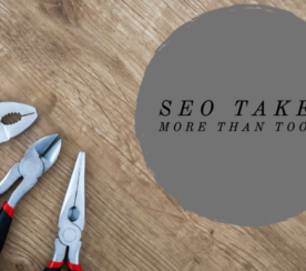 SEO Tools Aren't Enough for Success