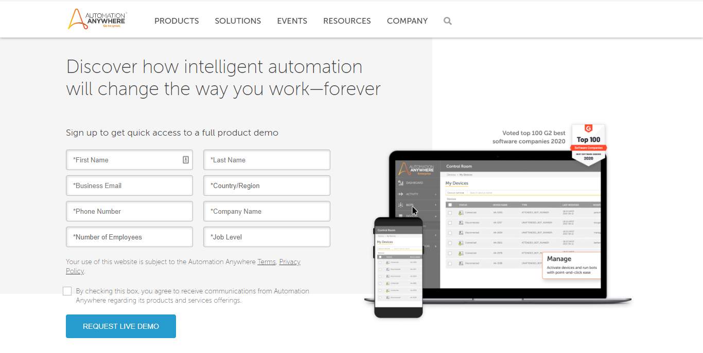 automationanywhere-request-live-demo-landing-page