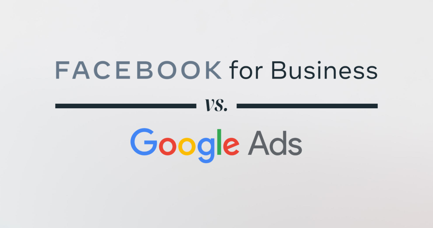 Facebook Ads vs. Google Ads: Which Is Better?
