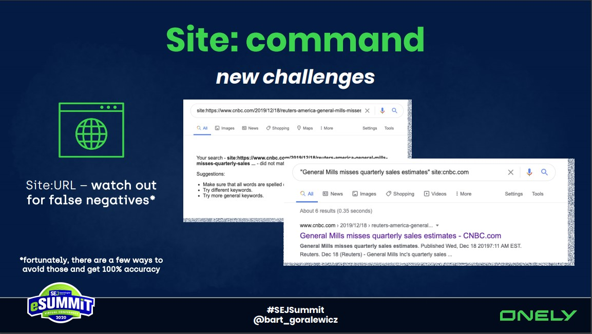 Site command