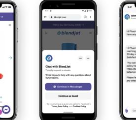 Facebook Messenger Plugin For Websites Receives Major Update