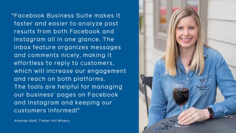 Facebook Business Suite Combines Pages, Instagram, & Messenger Tools