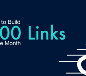 How to Build 600+ Links in One Month