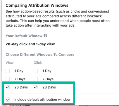 Facebook Ads to Remove 28-Day Attribution Model