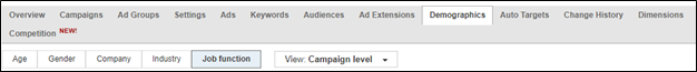 Bing Ads and LinkedIn data integration