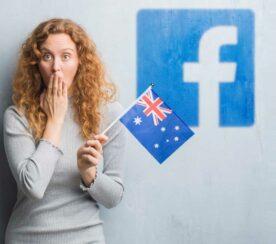 Facebook Blocks Australian News