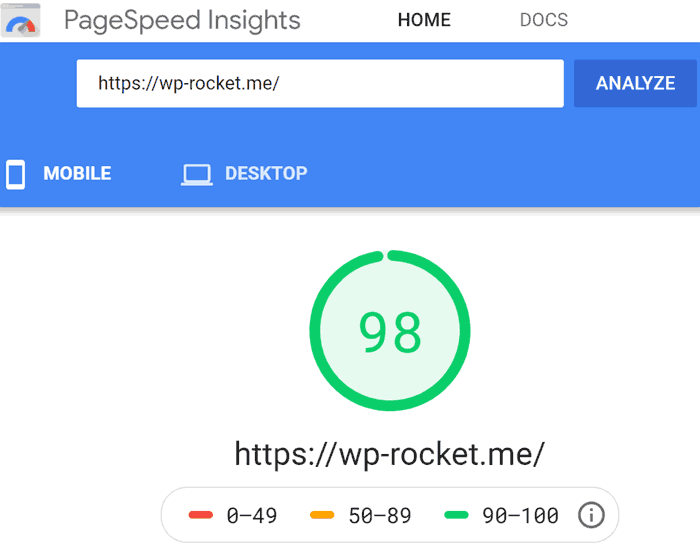 wp-rocket-home-page-6024f2f0548b9 WordPress Gutenberg Improved Site Performance