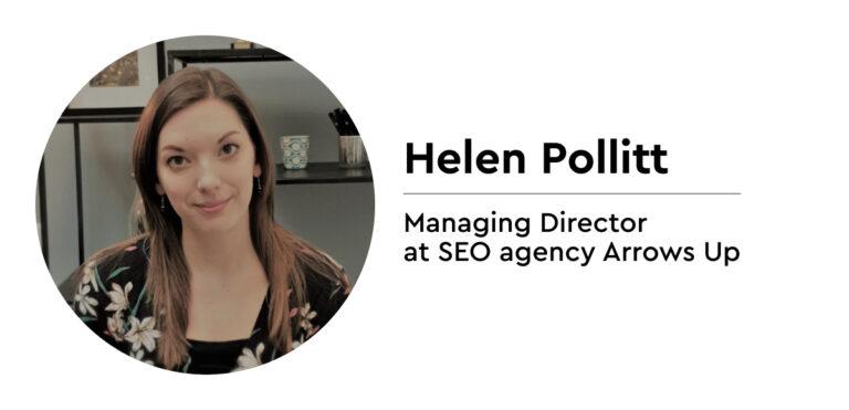 Helen Pollitt on link building; Women in SEO Q&A