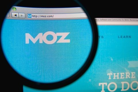 Moz Domain Authority