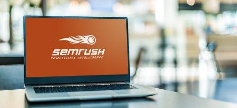Semrush Authority Score