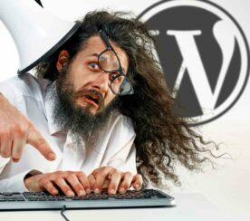 WordPress Gutenberg 10.2 Causing Fatal Errors