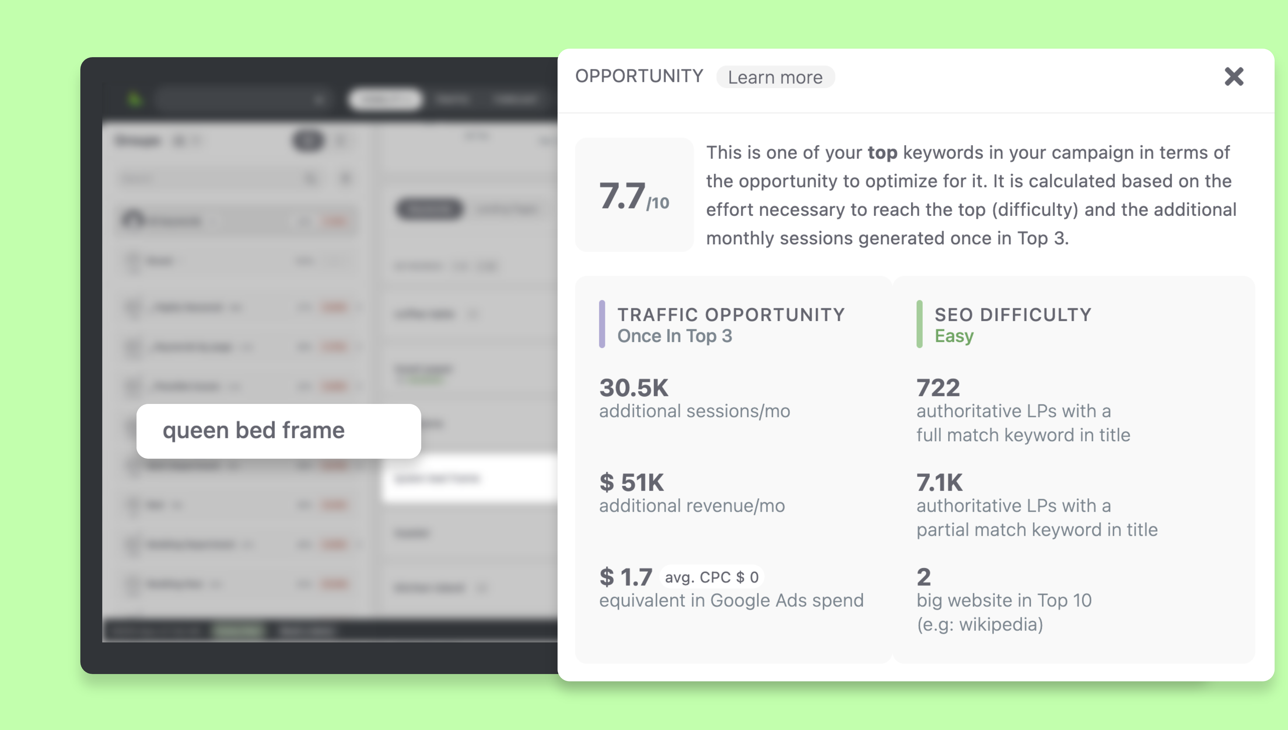 SEOmonitor's New Rank Tracker: Faster, Data-Rich, Designed for SEO Agencies