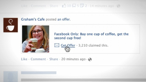 Facebook Offers on Pages