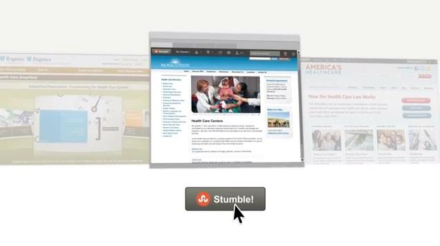 StumbleUpon Content |